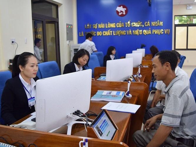 Đã có quy chuẩn phục vụ kết nối Hệ thống một cửa bộ, tỉnh với Cổng dịch vụ công quốc gia ảnh 1