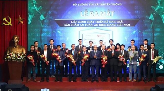 Ra mắt Liên minh sản xuất sản phẩm an toàn thông tin mạng tại Việt Nam ảnh 1