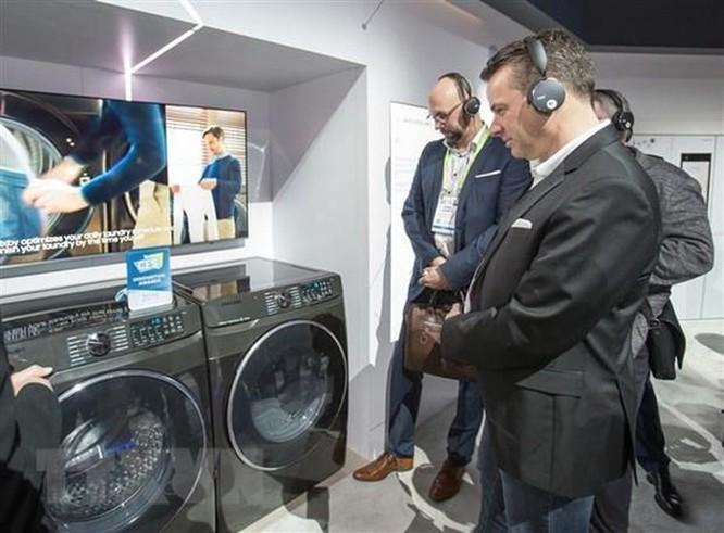 Các công ty công nghệ Hàn Quốc ra mắt sản phẩm mới nhất tại CES 2020 ảnh 1