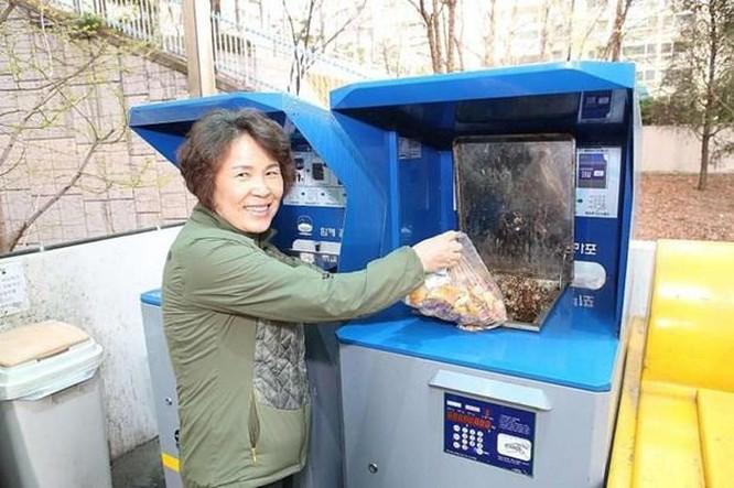 Các địa phương tại Hàn Quốc nỗ lực giảm rác thải sinh hoạt ảnh 1