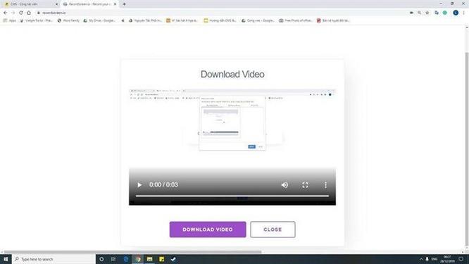 Hướng dẫn quay video màn hình máy tính ảnh 6