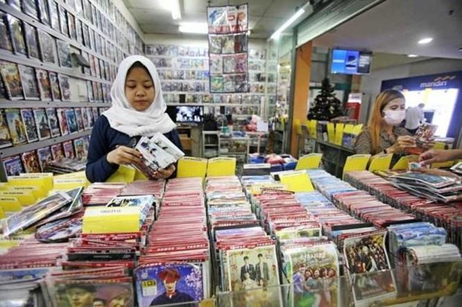 Indonesia chặn hàng nghìn trang web chia sẻ phim lậu ảnh 1