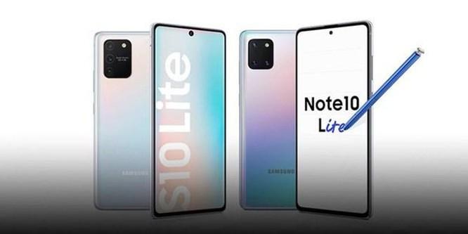 Samsung ra mắt hai phiên bản 'giá rẻ' của S10 và Note 10 ảnh 1