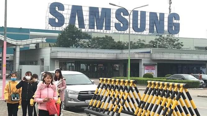 Việt Nam hỗ trợ Samsung chống dịch virus Vũ Hán ảnh 1