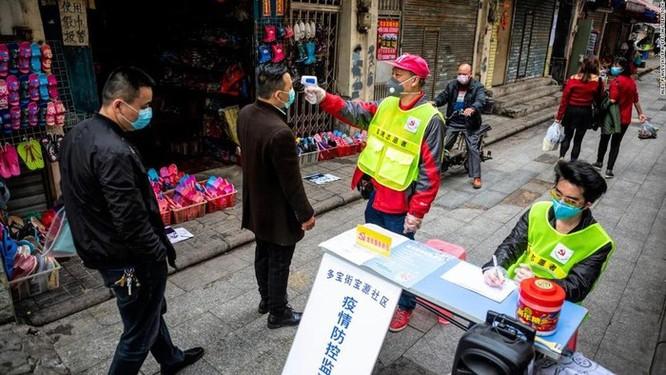 Virus corona thách thức cả nền công nghệ Trung Quốc ảnh 1