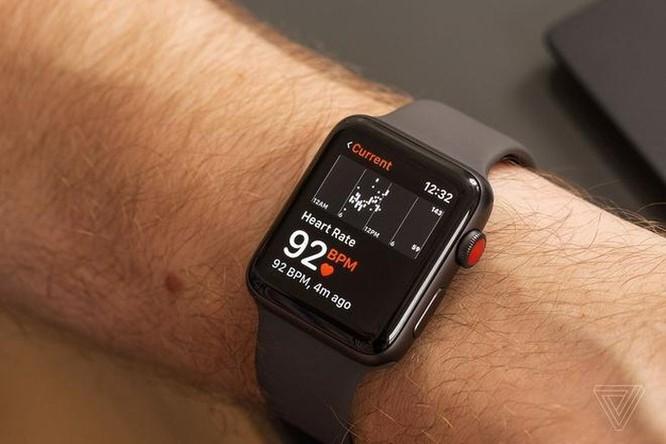 Tính năng mới của Apple Watch có thể cứu sống bạn ảnh 1