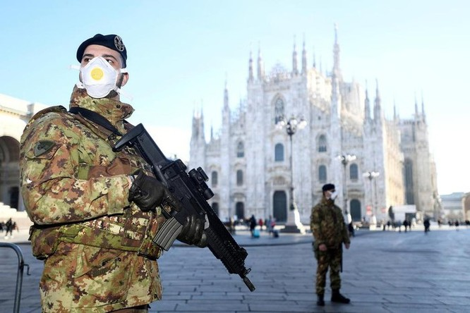 Hàn Quốc và Italy - 2 tâm dịch, 2 cách chống Covid-19 trái ngược nhau ảnh 4