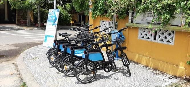 Hà Nội sắp thí điểm cho thuê xe đạp điện thông minh ảnh 1
