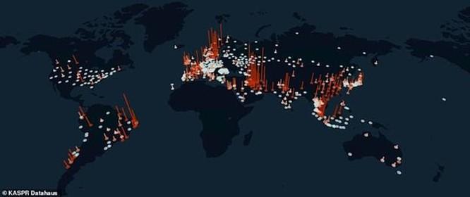 COVID-19 đang gây áp lực rất lớn lên hệ thống Internet toàn cầu ảnh 2