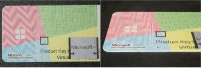 Cách nhận biết phần mềm Microsoft giả mạo, hàng nhái ảnh 7