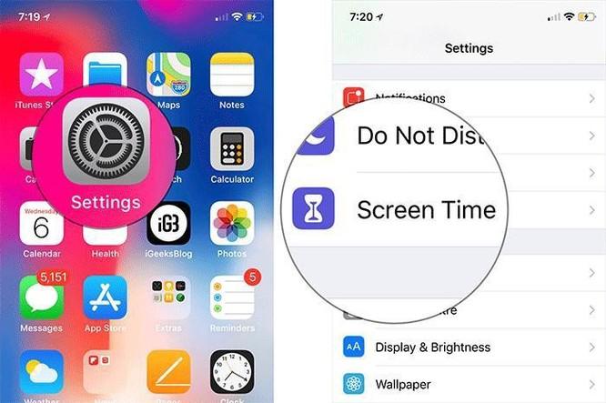Hướng dẫn ngăn xóa ứng dụng trên iOS 13 ảnh 1