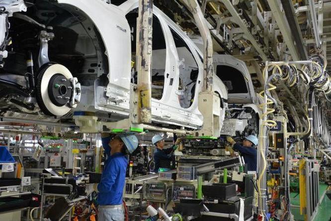 Toyota huy động nhà máy hỗ trợ phòng chống Covid-19 ảnh 1