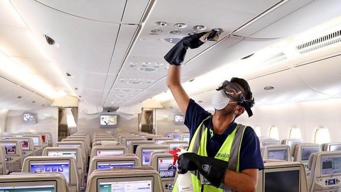 Tiếp viên hàng không Mỹ đối mặt với nguy cơ phơi nhiễm Covid-19 ảnh 2