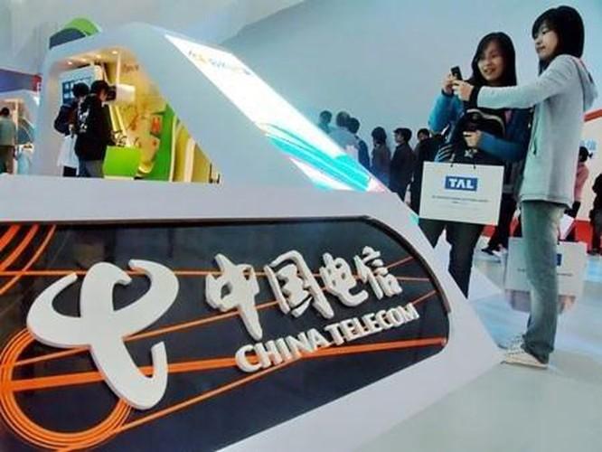 Mỹ muốn tước giấy phép của hãng viễn thông sừng sỏ Trung Quốc ảnh 1
