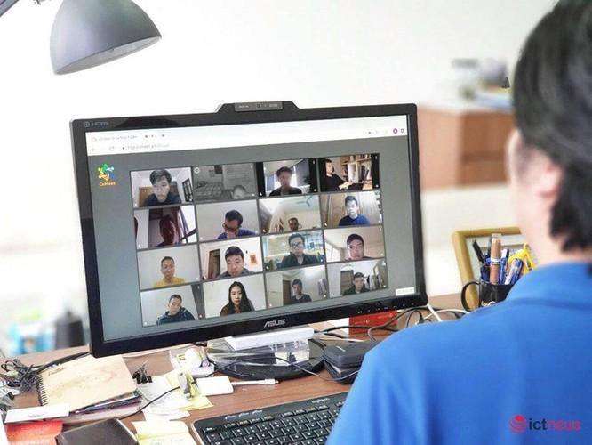 Chùm giải pháp họp trực tuyến 'Made in Vietnam' trên nền tảng nguồn mở Jitsi ảnh 1