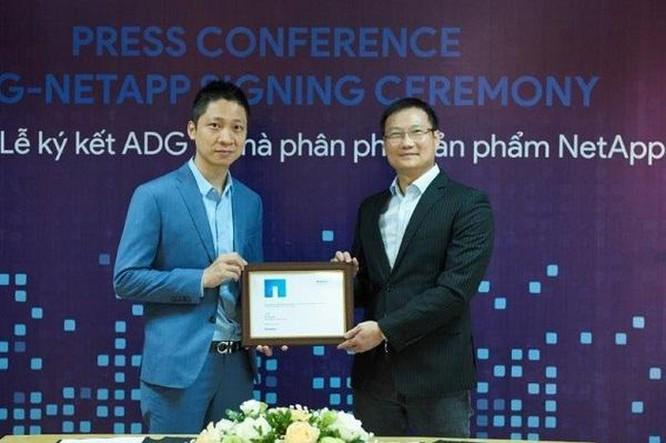 Netapp bắt tay với ADG hỗ trợ doanh nghiệp Việt chuyển đổi số ảnh 1