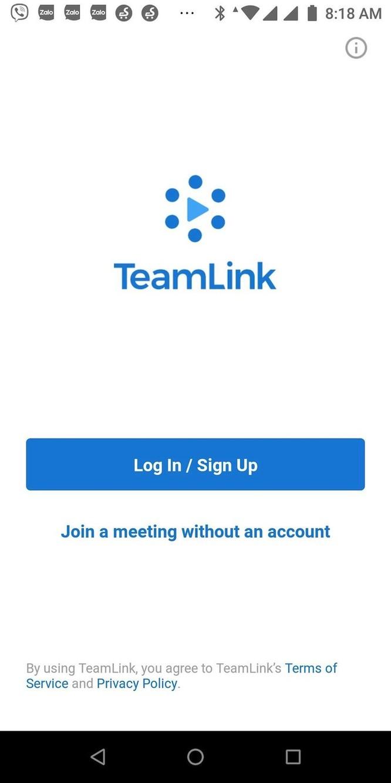 Hướng dẫn sử dụng TeamLink họp trực tuyến ảnh 8