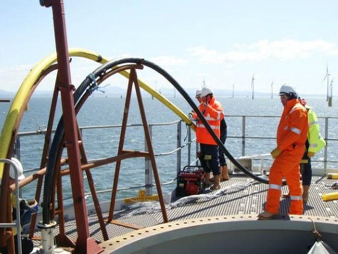 Ba ngày nữa tuyến cáp quang biển AAG được sửa xong ảnh 1