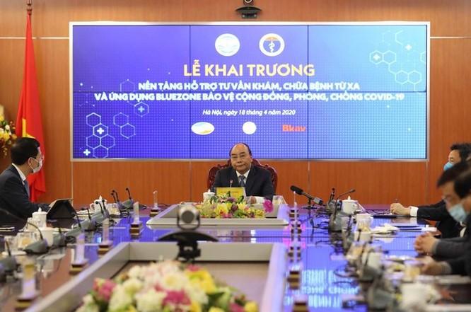 Việt Nam ra mắt app truy vết, bảo vệ cộng đồng trước Covid-19 ảnh 2