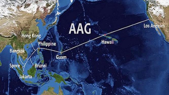 AAG đã được sửa xong, Internet Việt Nam đi quốc tế trở lại bình thường ảnh 1
