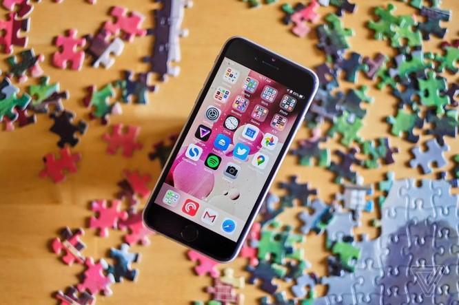 Đánh giá đầu tiên về iPhone SE 2020 ảnh 3