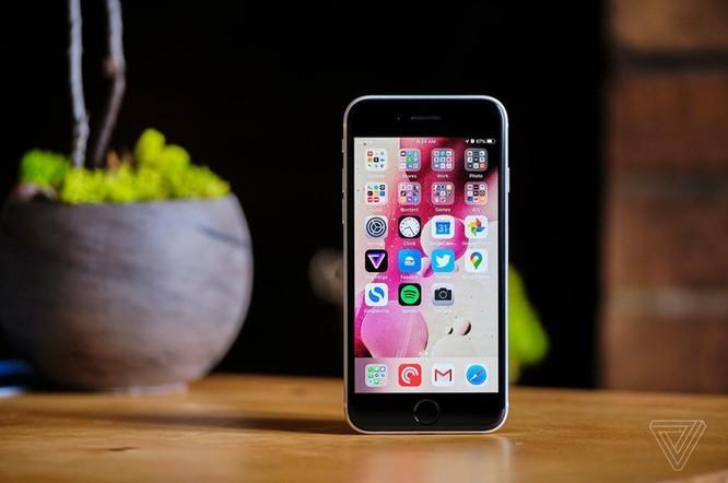 Đánh giá đầu tiên về iPhone SE 2020 ảnh 1