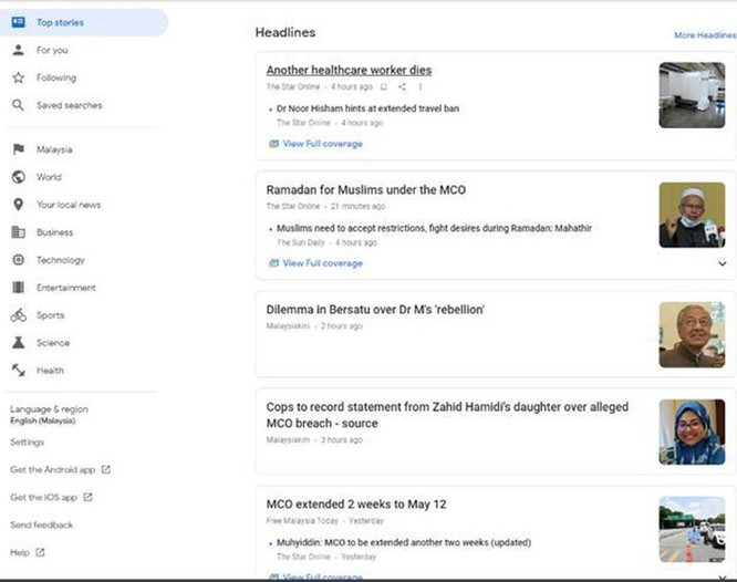 6 cách để người dùng phát hiện tin tức giả với Google ảnh 2