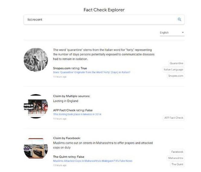 6 cách để người dùng phát hiện tin tức giả với Google ảnh 5