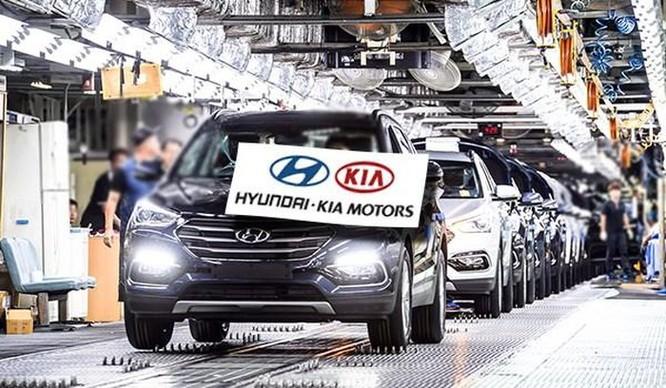 Hyundai và Kia sẽ tái khởi động các nhà máy ở Mỹ trong tuần này ảnh 1