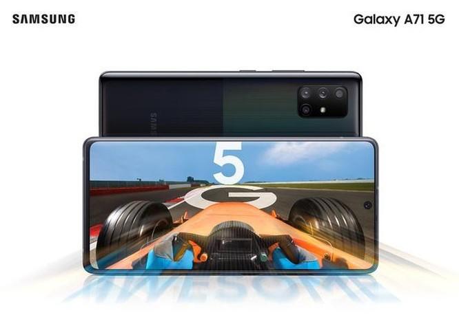 Smartphone quan trọng nhất của Samsung năm 2020 ảnh 1