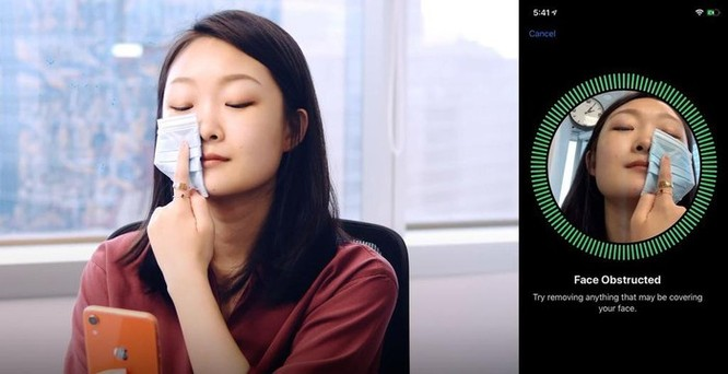 Giới công nghệ chật vật tìm cách thay thế tính năng nhận khuôn mặt ảnh 2