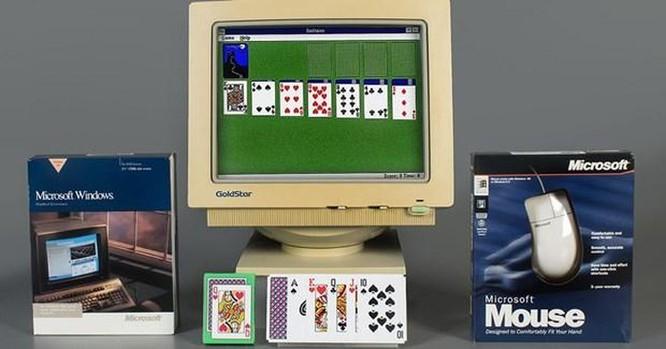 Game đánh bài huyền thoại Microsoft Solitaire sắp tròn 30 tuổi ảnh 1