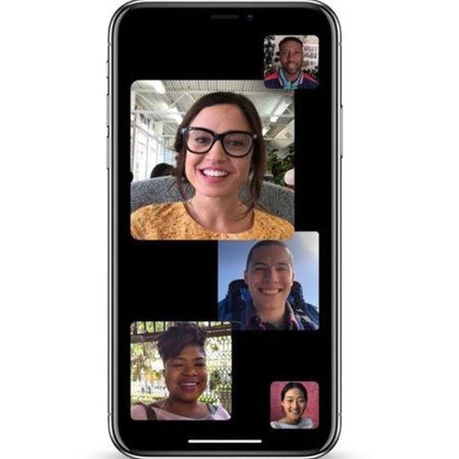 Hướng dẫn sử dụng FaceTime theo cập nhật trên iOS 13.5 ảnh 1