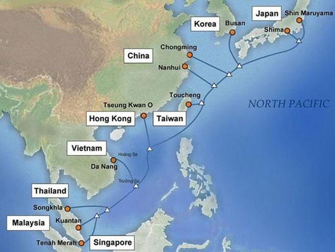Thêm tuyến cáp APG gặp sự cố, Internet Việt Nam đi quốc tế bị ảnh hưởng ảnh 1