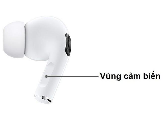 Hướng dẫn sử dụng AirPods với các thao tác điều khiển ảnh 1
