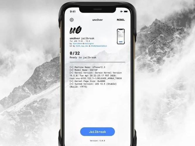 Hacker công bố có thể bẻ khóa mọi iPhone ảnh 1