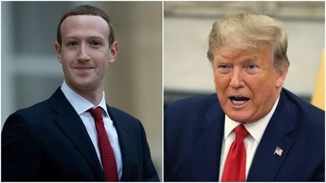 Zuckerberg: Mạng xã hội không nên kiểm tra bài đăng của ông Trump ảnh 1