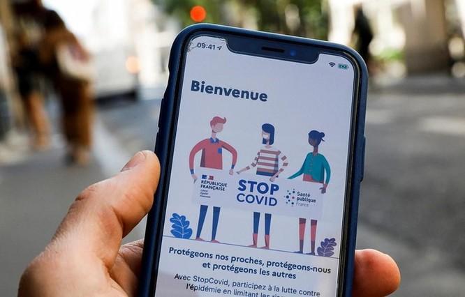 Pháp giới thiệu ứng dụng truy vết tiếp xúc với người mắc COVID-19 ảnh 1