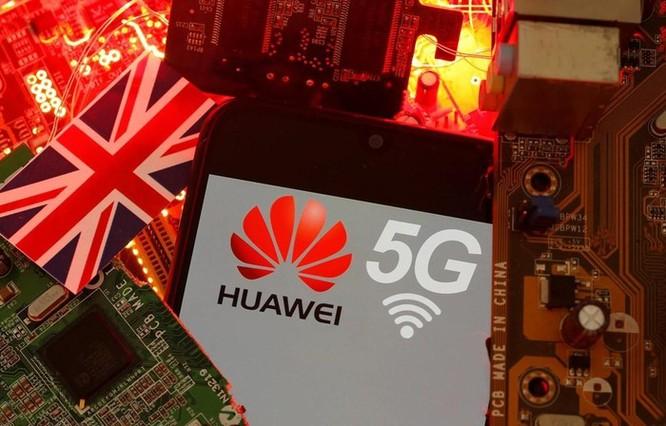 Anh cân nhắc tìm nguồn cung thiết bị mạng 5G mới thay thế Huawei ảnh 1