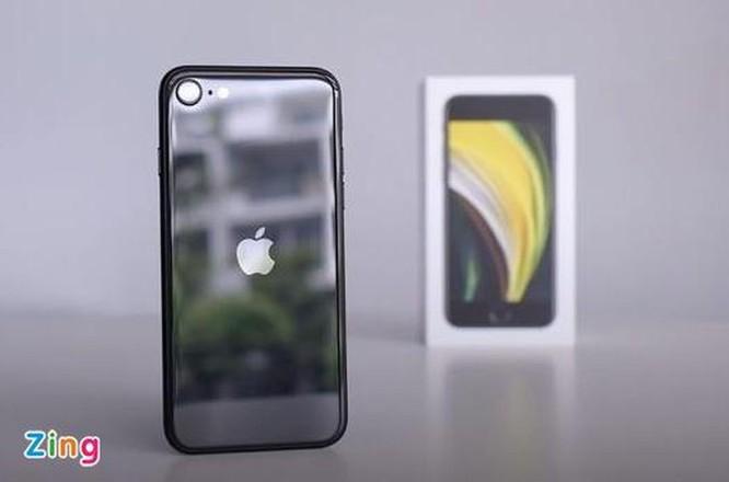 iPhone SE 2020 chính hãng giảm giá dù chưa lên kệ tại Việt Nam ảnh 1