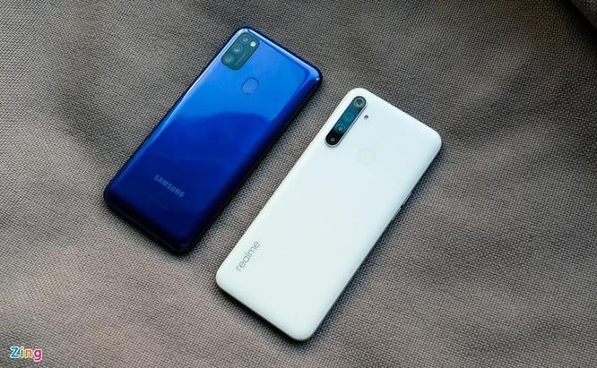 Galaxy M21 đối đầu với Realme 6i - 2 đại diện đáng chú ý giá 5 triệu ảnh 1