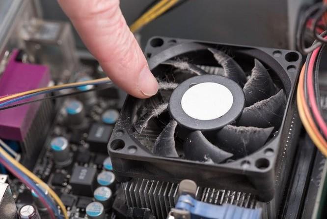 Những nguyên nhân khiến máy tính thường xuyên hư hỏng ảnh 1