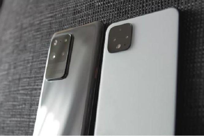 Smartphone tầm trung Google Pixel 4 có 'ăn đứt' siêu phẩm Galaxy S20 Ultra? ảnh 1