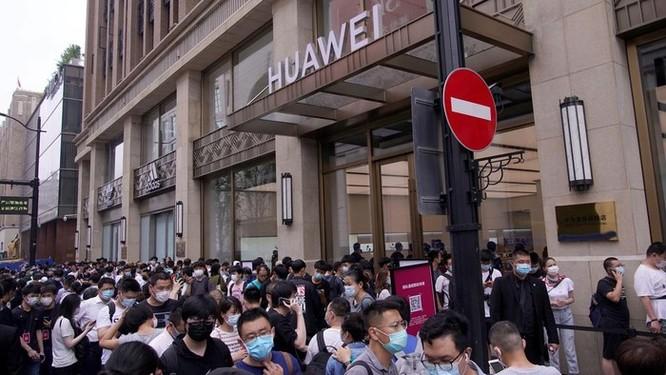 Huawei quyết đấu Apple tại Trung Quốc ảnh 1