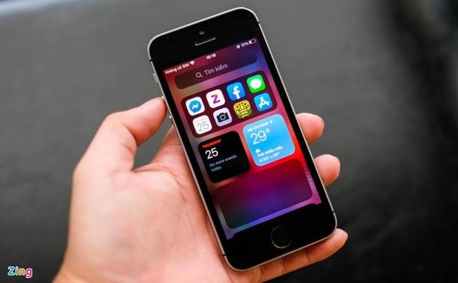 Cài iOS 14 trên iPhone SE, tôi dùng thích hơn Android giá rẻ ảnh 3