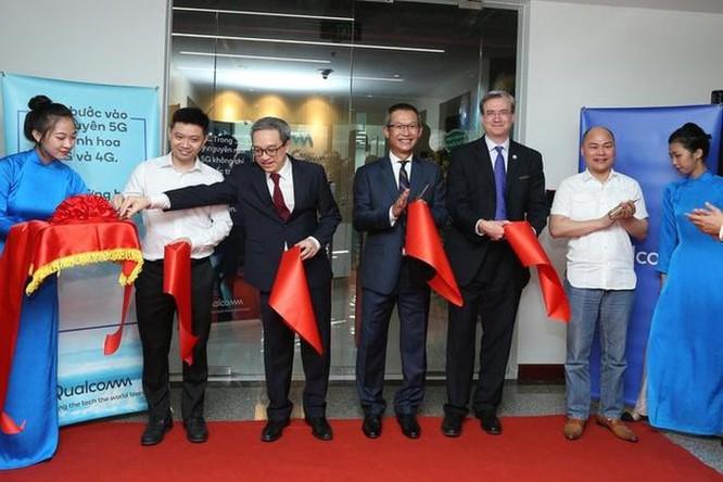 Qualcomm đặt trung tâm nghiên cứu ở Việt Nam ảnh 1