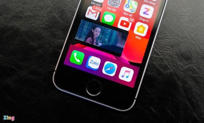Cài iOS 14 trên iPhone SE, tôi dùng thích hơn Android giá rẻ ảnh 6