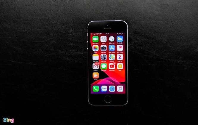 Cài iOS 14 trên iPhone SE, tôi dùng thích hơn Android giá rẻ ảnh 5