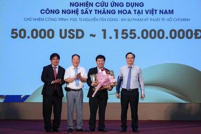 Giải thưởng đặc biệt trị giá 1,3 tỷ đồng cho bộ test Covid-19 ảnh 2