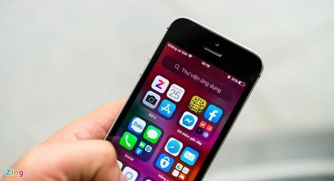 Cài iOS 14 trên iPhone SE, tôi dùng thích hơn Android giá rẻ ảnh 4
